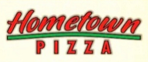 Hometown Pizza Nettleton logo