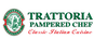 Trattoria Pampered Chef logo