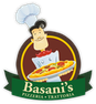 Basani's Traditional Pizza logo