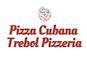 Pizza Cubana Trebol Pizzeria logo
