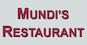 Mundi's Italian Restaurant logo