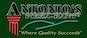Antonios Pizza-Rant Plantation logo