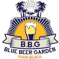 Blue Beer Garden