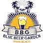 Blue Beer Garden logo