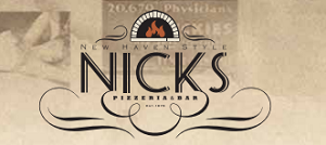Nick's New Haven Style Pizzeria & Bar logo