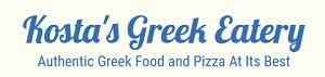Kosta's Greek Eatery & Pizzeria
