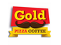 Gold Pizza Coffee logo