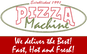 Pizza Machine  logo