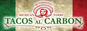 Tacos Al Carbon & Pizza logo