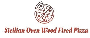 Sicilian Oven Wood Fired Pizza