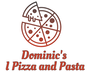 Dominic's I Pizza and Pasta logo