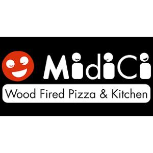 MidiCi The Neapolitan Pizza Company logo