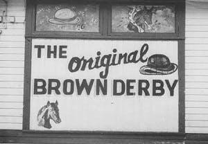 Brown Derby Pizza