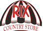 Rix Country Store logo