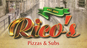 Rico's Pizza & Sub logo