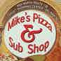 Mike's Pizza & Sub Shop logo