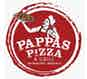 Pappas Pizza & Grill logo