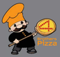 Four Brothers Pizza logo