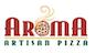 Aroma Artisan Pizza  logo
