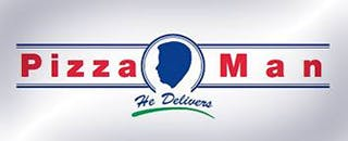 Pizza Man He Delivers