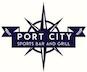 Port City Sports Bar & Grill logo