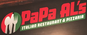 Papa Al's logo