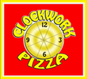 Clockwork Pizza logo