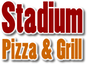 Stadium Pizza & Grill logo