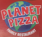 Planet Pizza logo