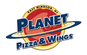 Planet Pizza & Wings logo