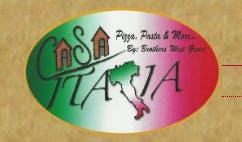 Casa Italia Pizza & Pasta