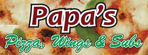 Papa's Subs & Pizza Holly Springs