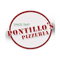 Pontillo's Pizza logo