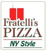 Fratelli's Pizza NY Style