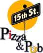 15Th Street Pizza & Pub logo