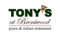 Tony's At Brentwood logo