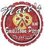 Matt's Smalltown Pizza logo