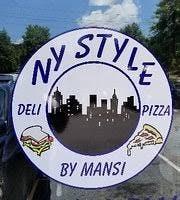 Ny Style Pizza