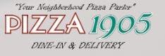 Pizza 1905 logo
