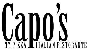 Capo's NY Pizza & Italian Ristorante