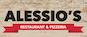 Alessio's Restaurant & Pizzeria logo