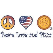 Peace Love & Pizza-Woodstock