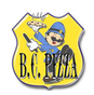 B C Pizza logo