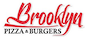 Brooklyn Pizza & Burgers logo