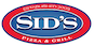Sid's Pizza & Grill logo