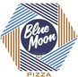 Blue Moon Pizza logo
