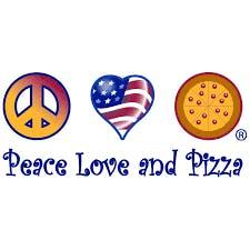 Peace Love & Pizza