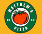 Matthew's Pizzeria logo