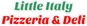 Little Italy Pizzeria & Deli logo