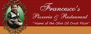 Francesco's Pizza logo